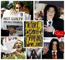 Michael Jackson Vindication Day Innocent Not Guilty June 13 2005 trial