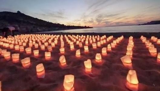 Lanterns Beach