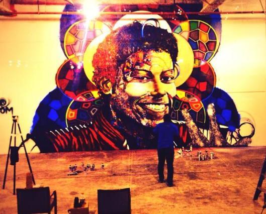 MJ à NYC