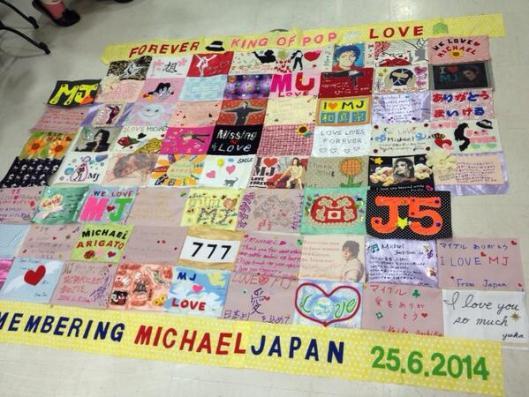 De la part des fans japonais pour le 25 juin 2014
