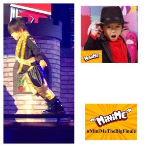 Congratulations to the Mini Me Grand Winner Nhikzy Vheench Calma