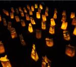Des lanternes à Santa Monica 26 juin 2014