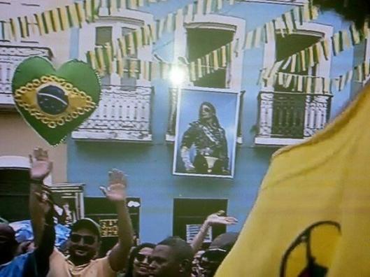 MJ in Brasil- VM cup 2014