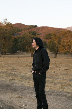 Jonathan Exley photograhs of MJ