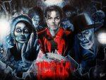 michael_jackson__s_thriller_by_benjaminart-d2xhkto