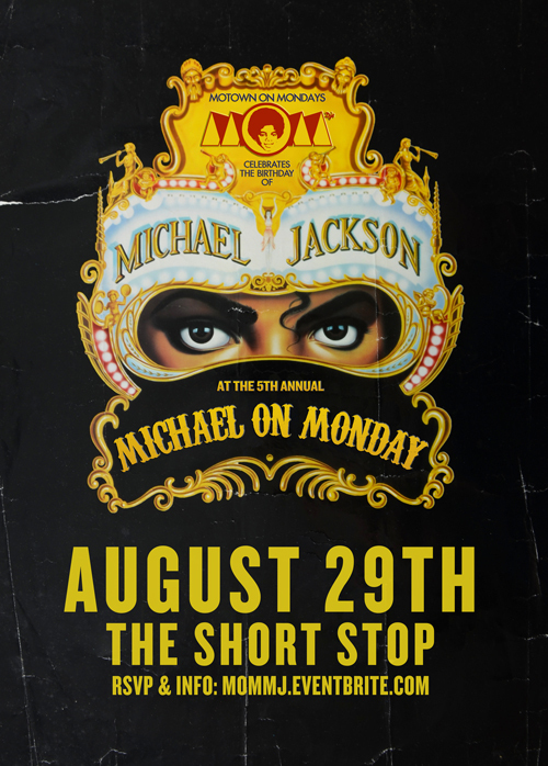 Motown MJ Celebration 29 August 2016